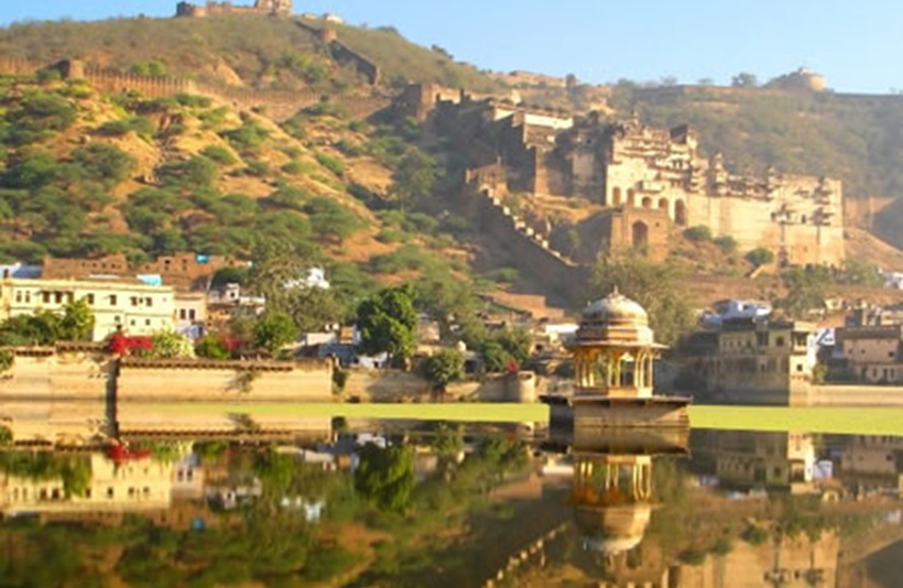 ajmer to bundi taxi